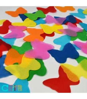 Confeti Biodegradable Papel Mariposas